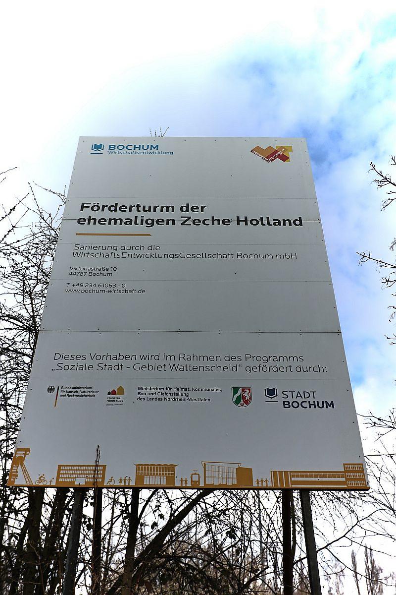 Zeche Holland 3/4/6 729