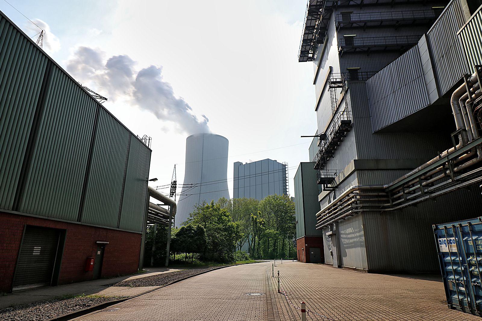 Besuch STEAG-Kraftwerk Walsum  821