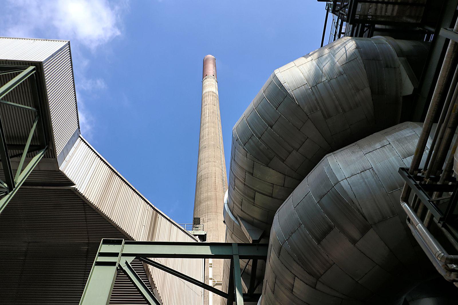 Besuch STEAG-Kraftwerk Walsum  920