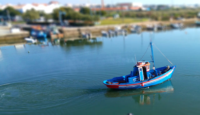 Nos bateaux en diorama, c'est top ! Bateau10