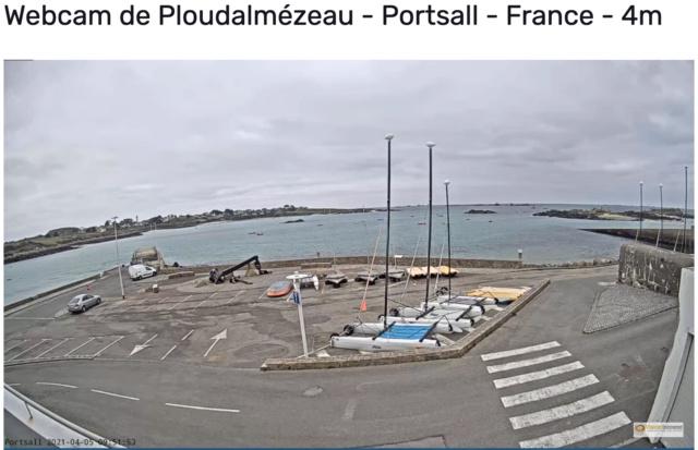 Webcam Portsall Captur31