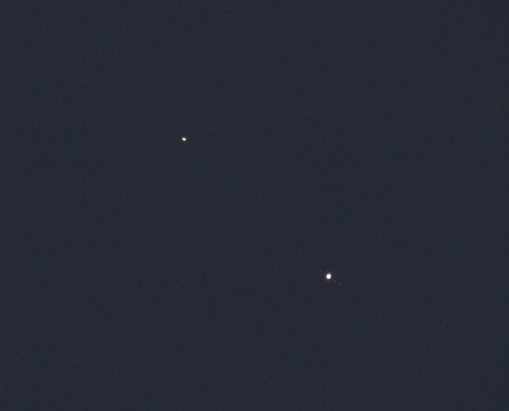 Jupiter et Saturne  Jupite10