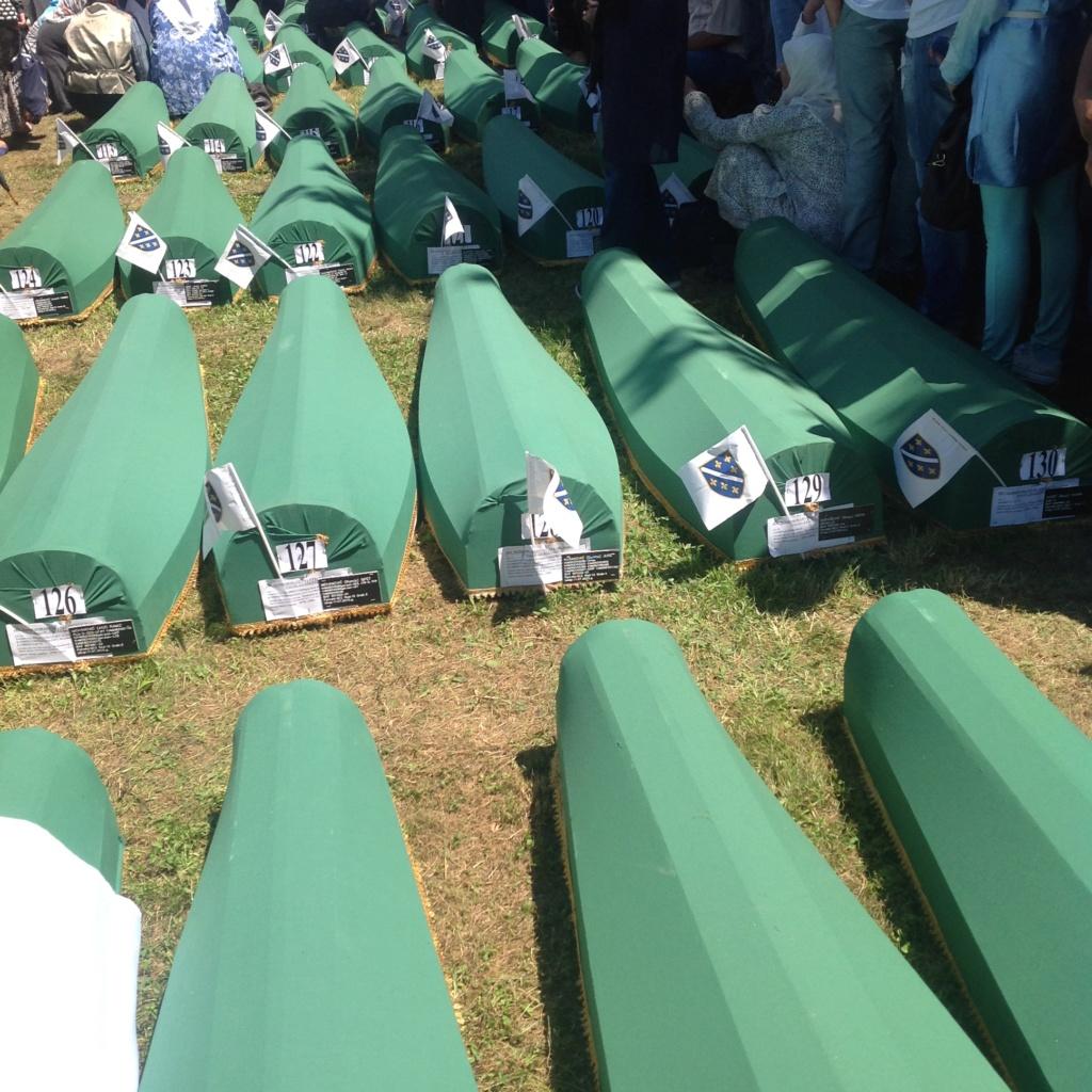 Postovanje ubijenima u Srebrenici iskazao neočekivano golman hrvatske ekipe  Img_0510