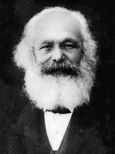 Svjecki ekonomski vorum - jel kapitalizam treba pinkicu marksizma da bi prezivio 4 industrijsku revoluciju Marx_o13