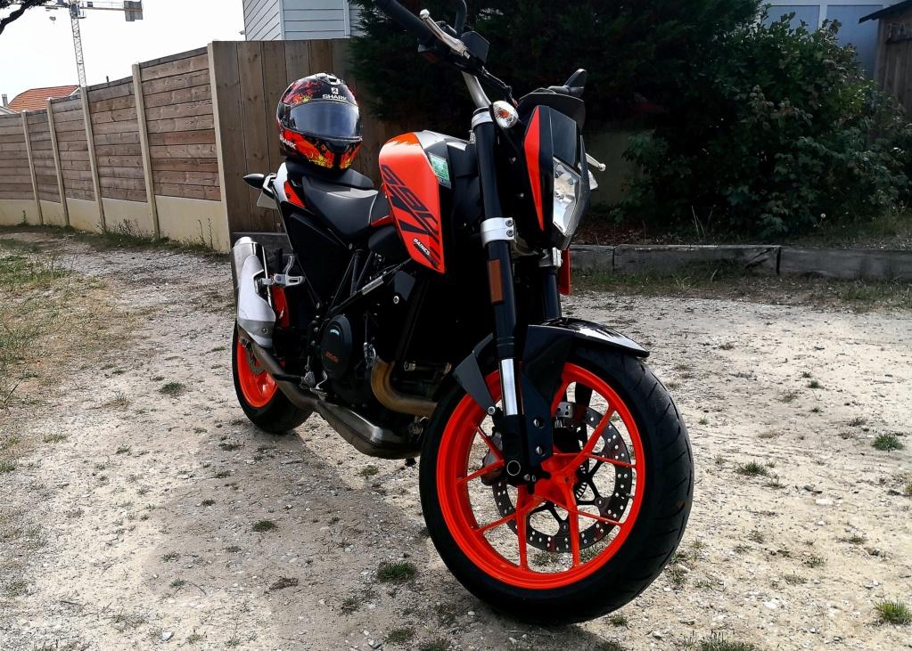 Vous rouler aussi à moto ... Montrez nous vos belles  - Page 3 Img_2071