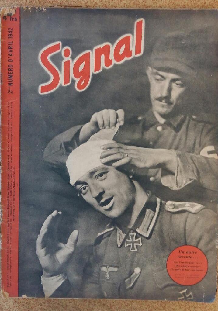 Estimation - revues Signal français - 1941 à 1943 20180910