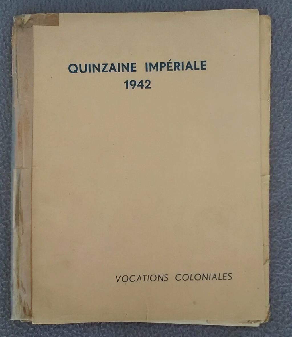 Estimation - brochures Quinzaine Impériale - 1942 Img_2149