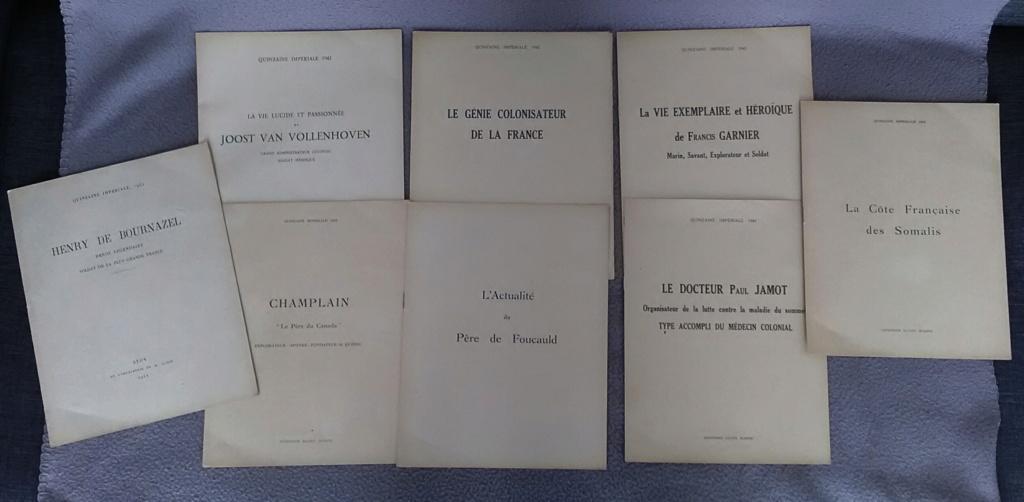 Estimation - brochures Quinzaine Impériale - 1942 Img_2150