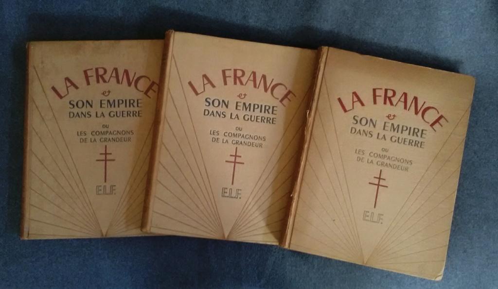 La France et son Empire dans la guerre - 1946 Img_2219