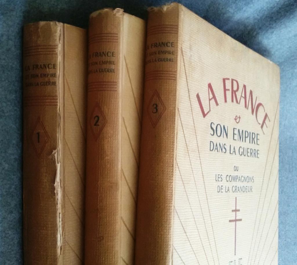 La France et son Empire dans la guerre - 1946 Img_2220