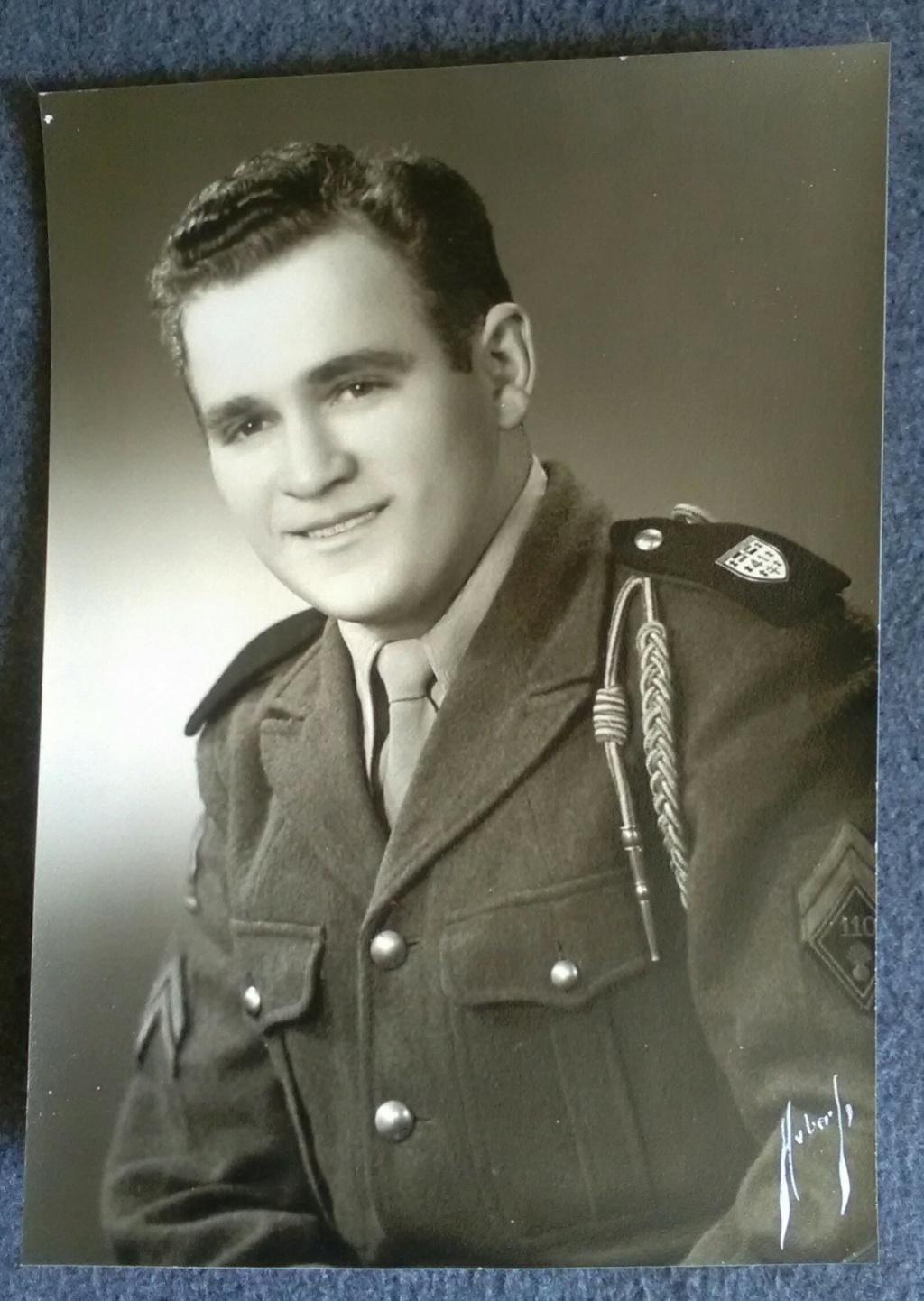 Datation photo d'un caporal d'infanterie - France - années 1950 Img_2237