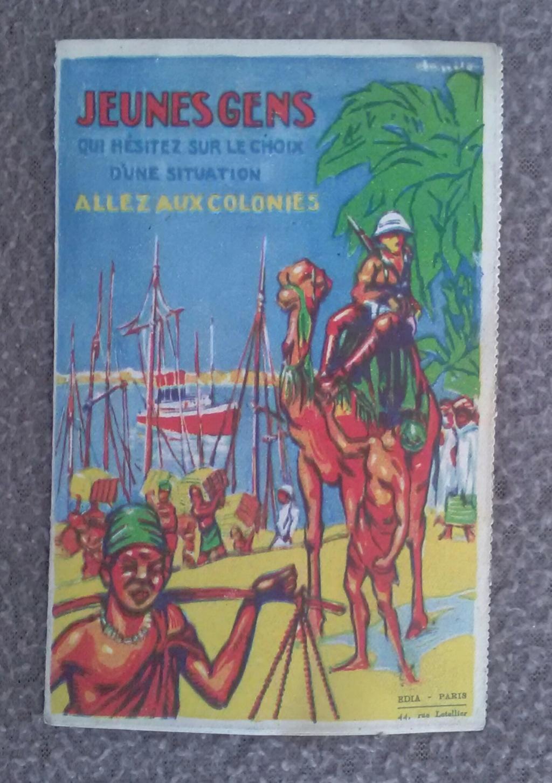 L'engagement et le rengagement dans les Troupes coloniales - entre-deux-guerres Img_2316