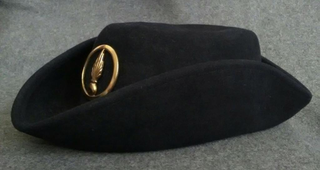 Le tricorne dans l'armée française - présentez vos exemplaires Img_2349