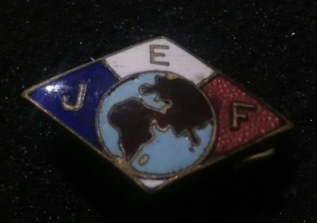 Insigne Jeunesse de l'Empire français - estimation Img_2495