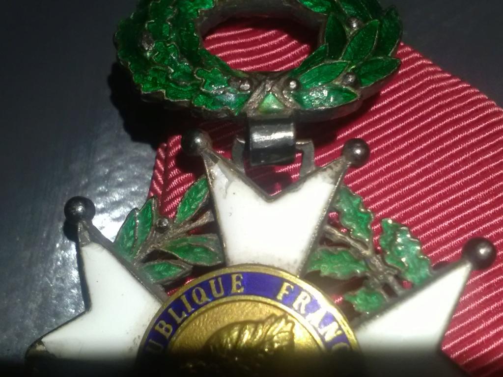 Légion d'honneur IIIème République - affiner une datation Img_2499