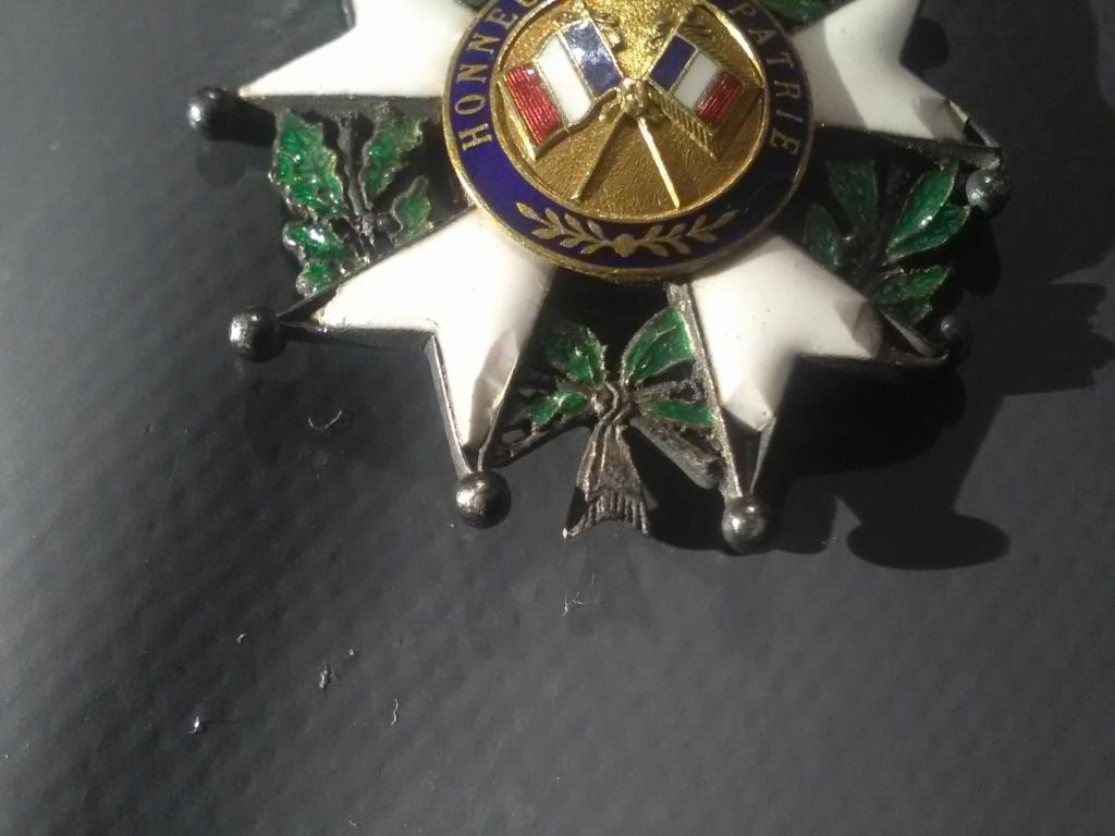 Légion d'honneur IIIème République - affiner une datation Img_2500