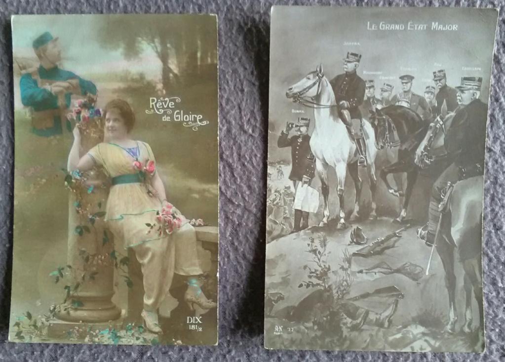 Cartes postales patriotiques françaises de la Grande Guerre - recensement Img_2592
