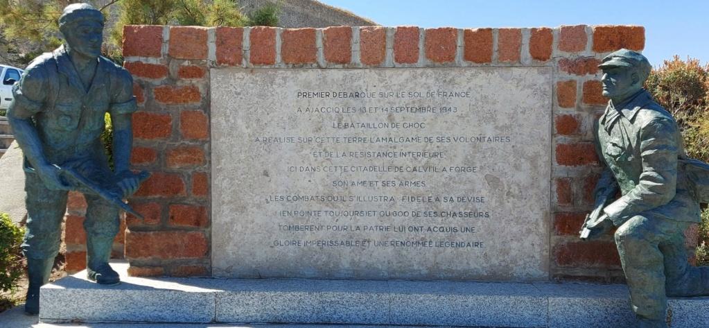 Monument du 1er choc - Calvi Resize10