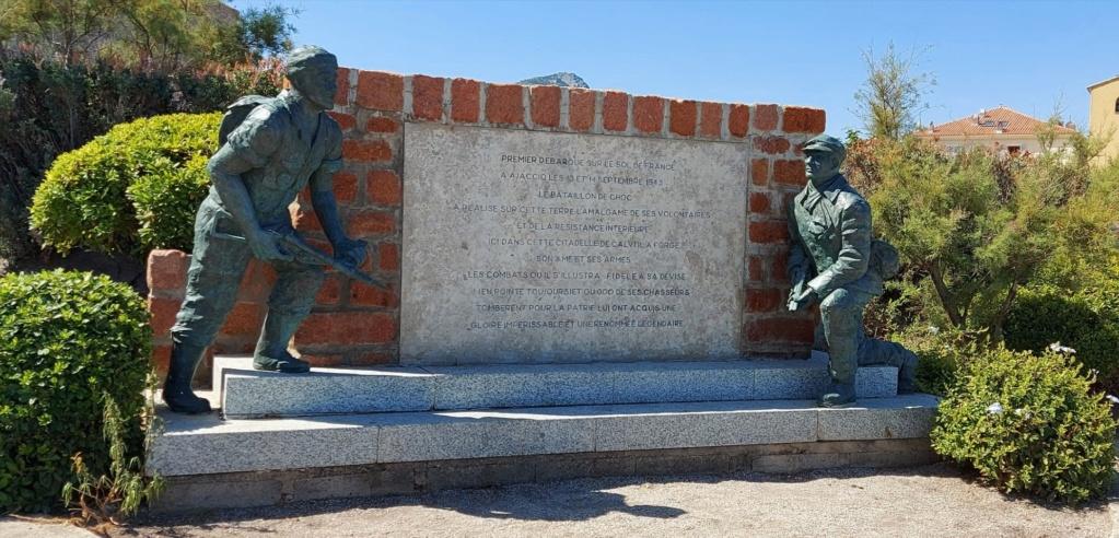 Monument du 1er choc - Calvi Resize11