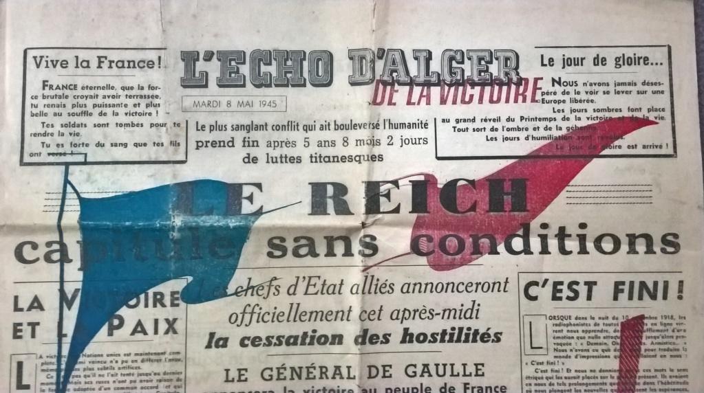 Mai-septembre 1945 : les journaux de la fin de la Seconde Guerre mondiale Wp_20109