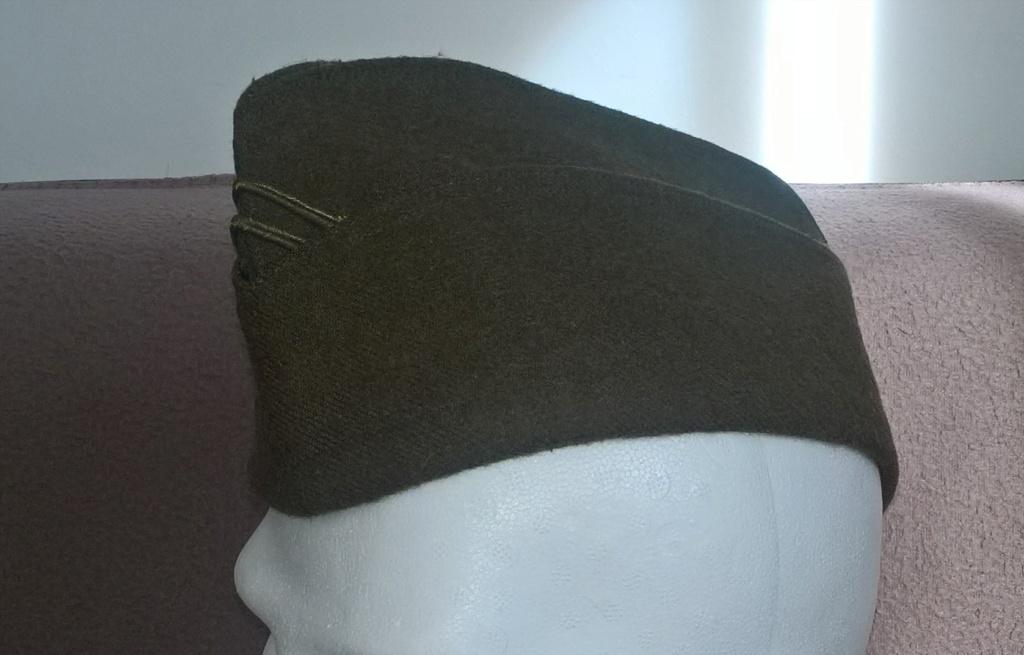Un joli bonnet de police modèle 1946  Wp_20261