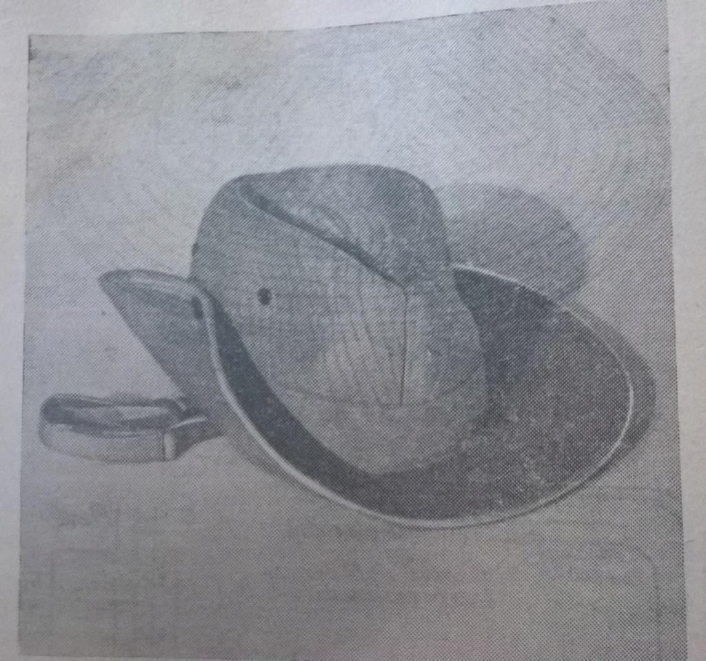Chapeau de toile type Outre-mer - estimation Wp_20491