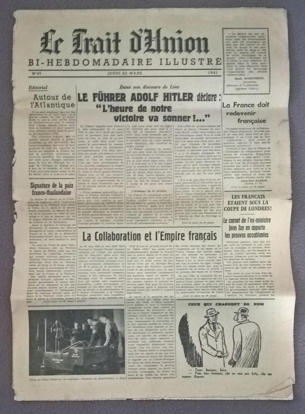 Evocation PG France 39/45 via documents et plaques Wp_20650