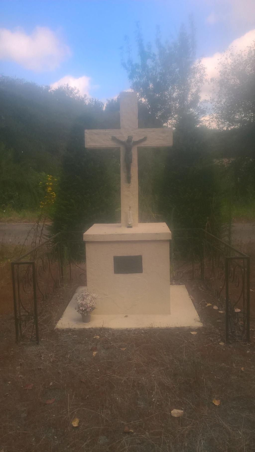 Monument à la mémoire de P. Rialland, résistant - Panezeg/Tilhieg Wp_20699