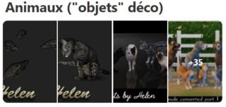 "Animaux (""objets"" déco) 1114"