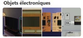 Objets électronique 320