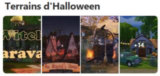 Terrains d'Halloween A15