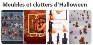 Meubles et clutters d'halloween  Captur29