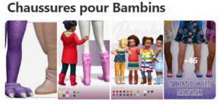 Chaussures pour Bambins Captur33