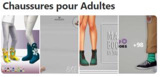 Chaussures pour adultes Captur37