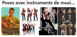 Poses avec instruments de musique Captur39