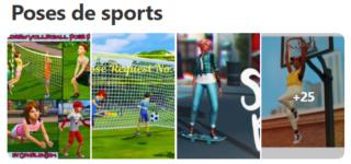 Poses de Sports  Captur49