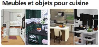Meubles et objets pour les cuisines Captur67