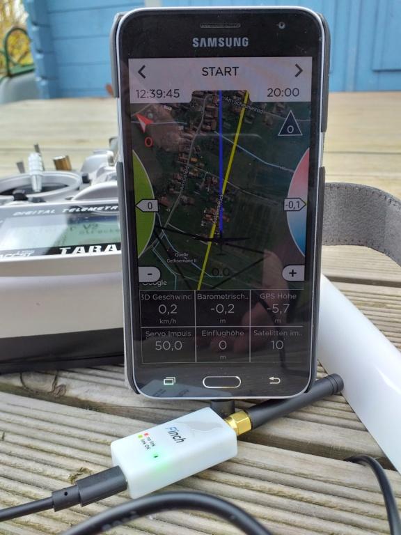Triangle GPS light class  20200311
