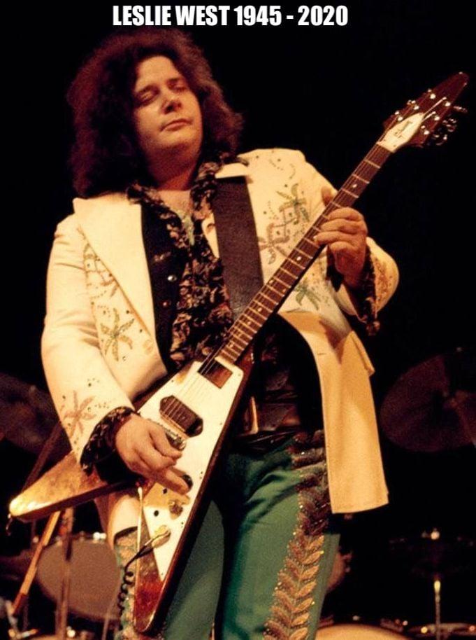 Preminuo Leslie West gitarista grupe Mountain  13217410