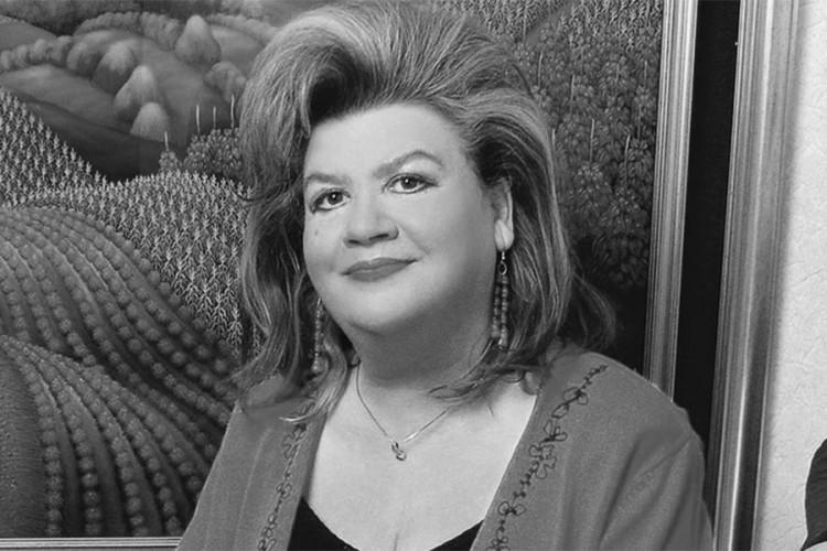 Preminula pjevačica Zdenka Vučković 20200310