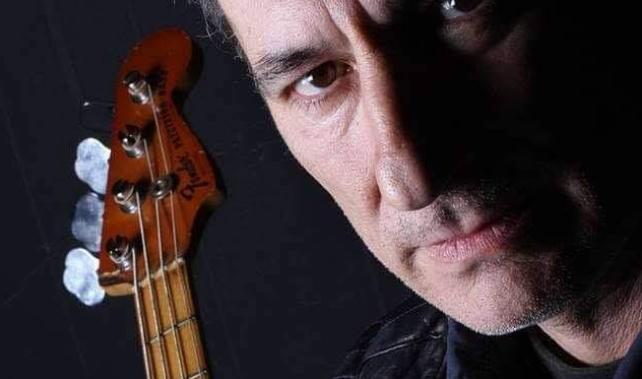 Odlazak najboljeg basiste bivše Jugoslavije Nenada Stefanovića Japanca Scree207