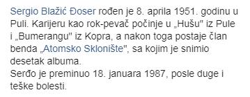 Godišnjica smrti Serđe Blažića Screen67