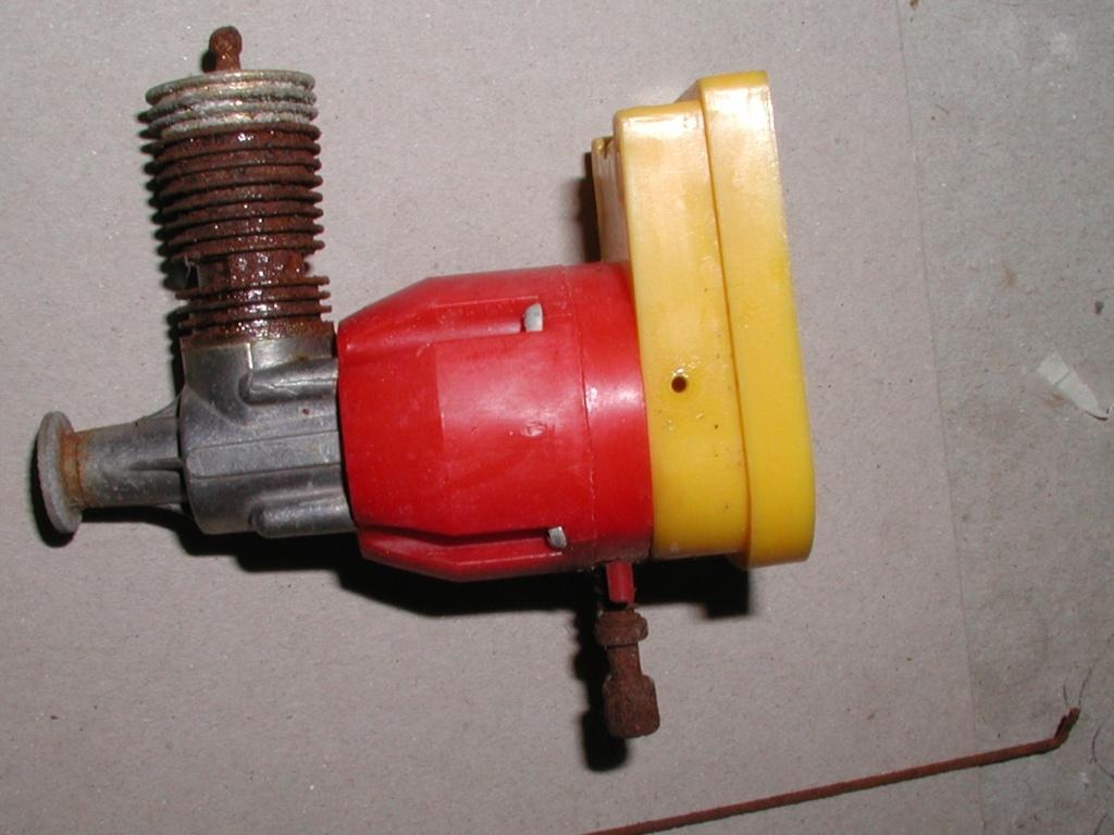 Aurora .060 rusty and unresponsive Aurora30