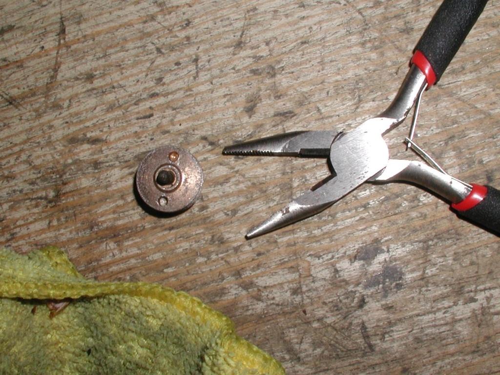 Aurora .060 rusty and unresponsive Aurora40