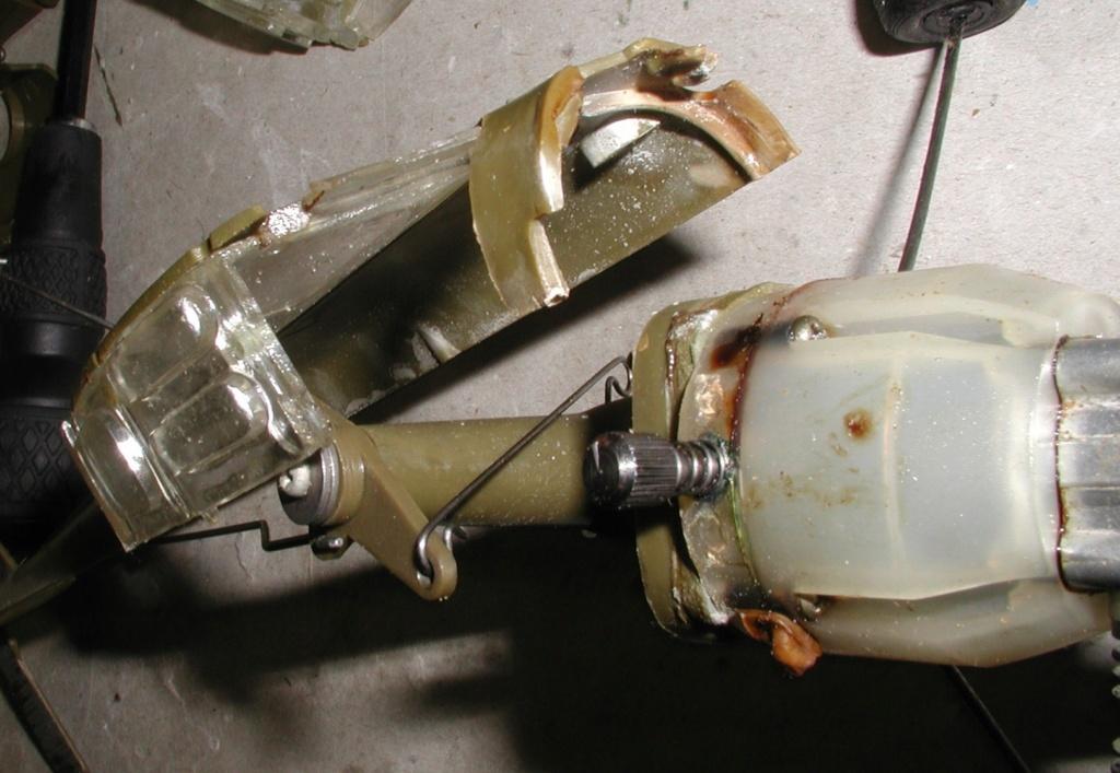 L-19 Bird Dog take-apart.  Picture heavy Aurora73