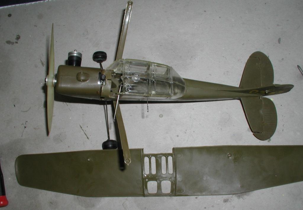 L-19 Bird Dog take-apart.  Picture heavy Aurora74