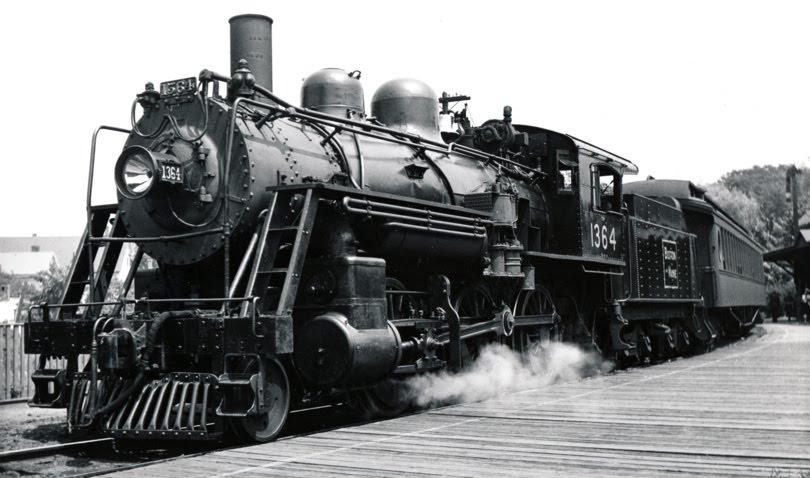 I am a railroad nut Boston10