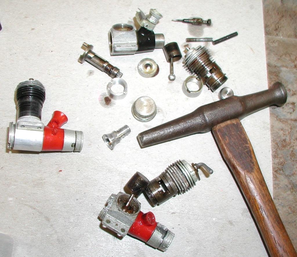 Cox Burned Engines, An update sometimes sad....... Cox_bu17
