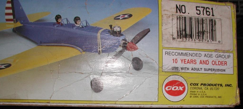 Box 5 - The flea market PT-19 Cox_pt10