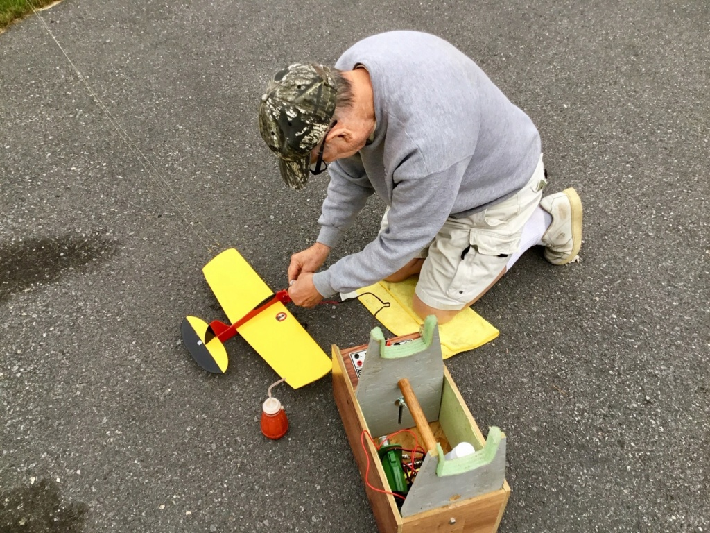 Babe Bee and the baby RingMaster...who has good flight experience with this set up? Dad_ri17